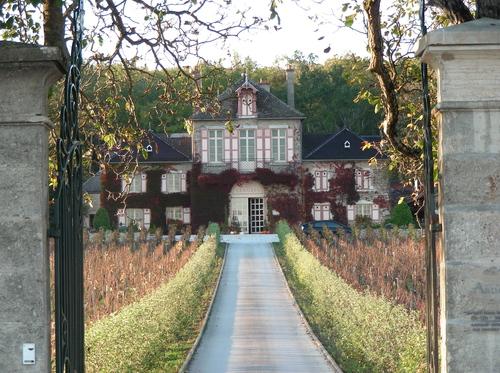 Mapa do vinho parte xxxi fran a borgonha c te de for La fenetre a cote pinot noir 2012