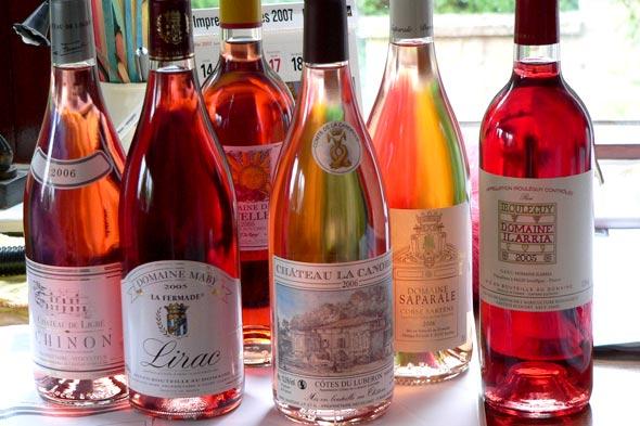 rose vinho
