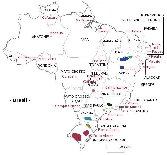 BRASIL MAPA DO VINHO 1