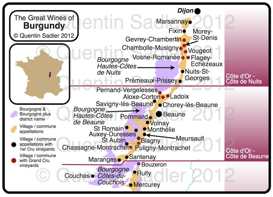 cote-dor-wine-map
